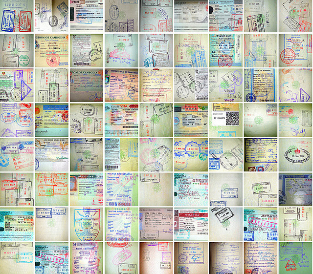 Visa's of the world